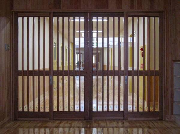 梅本邸 (17)建具 八女市 有限会社井上製作所