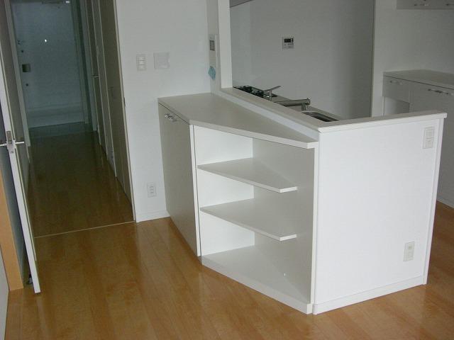 キッチン収納 木製家具 八女市 有限会社井上製作所