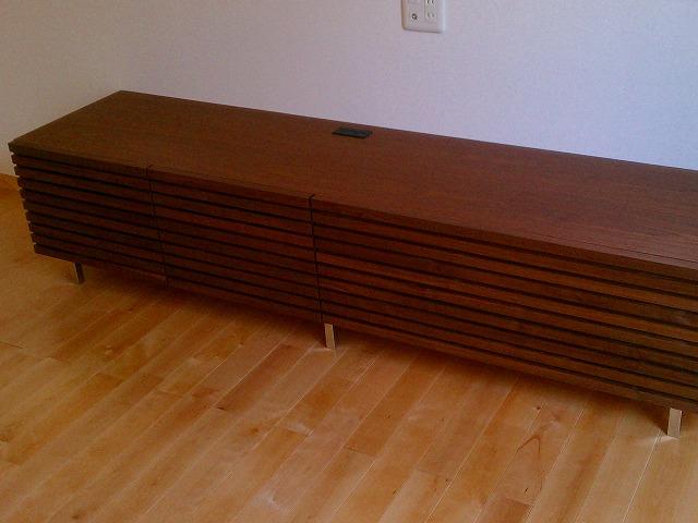 テレビボード 木製家具 八女市 有限会社井上製作所